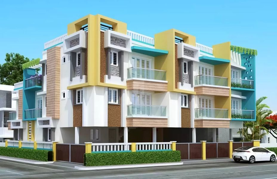 SI Homes Aishwaryam - Project Images