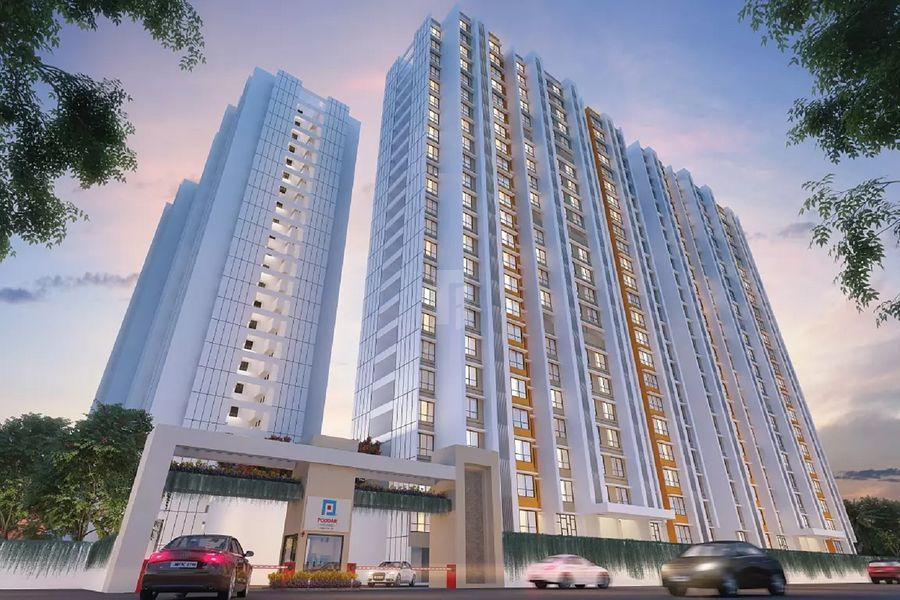 Poddar Riviera Phase III - Project Images