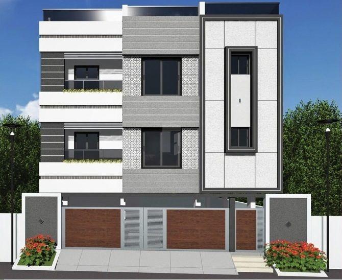 Woddies saligramam flats - Project Images
