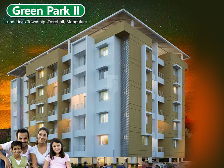 Land Links Green Park II - Project Images