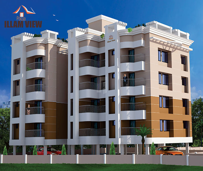 Pooja Illam View - Project Images
