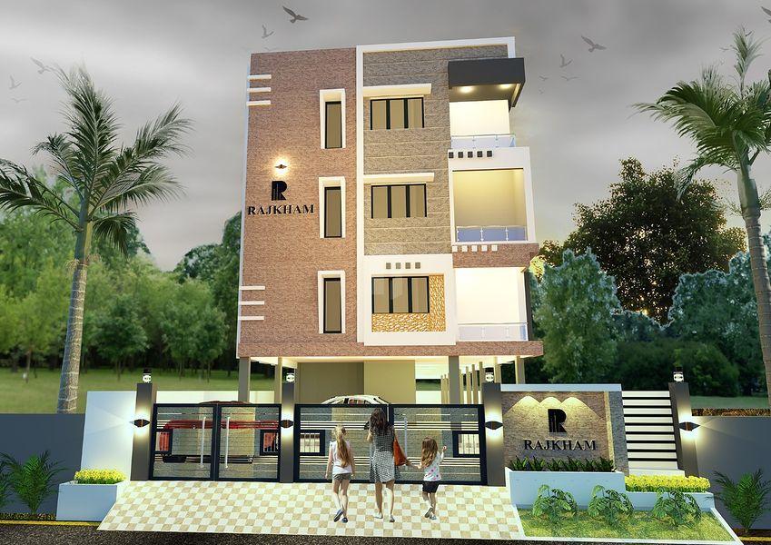 Rajkham Castle - Project Images