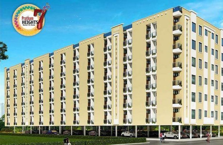 Pratham Heights 1 - Project Images