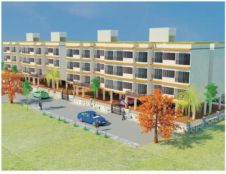Deepjyoti Platinum Residency - Project Images