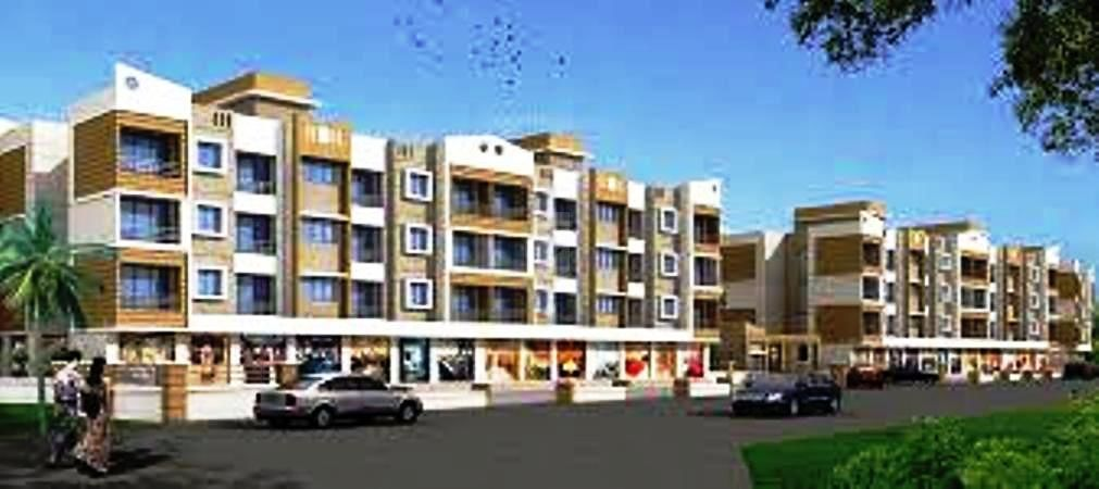 Space Sai Moreshwar - Project Images
