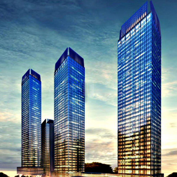Indiabulls Blu Tower D - Project Images