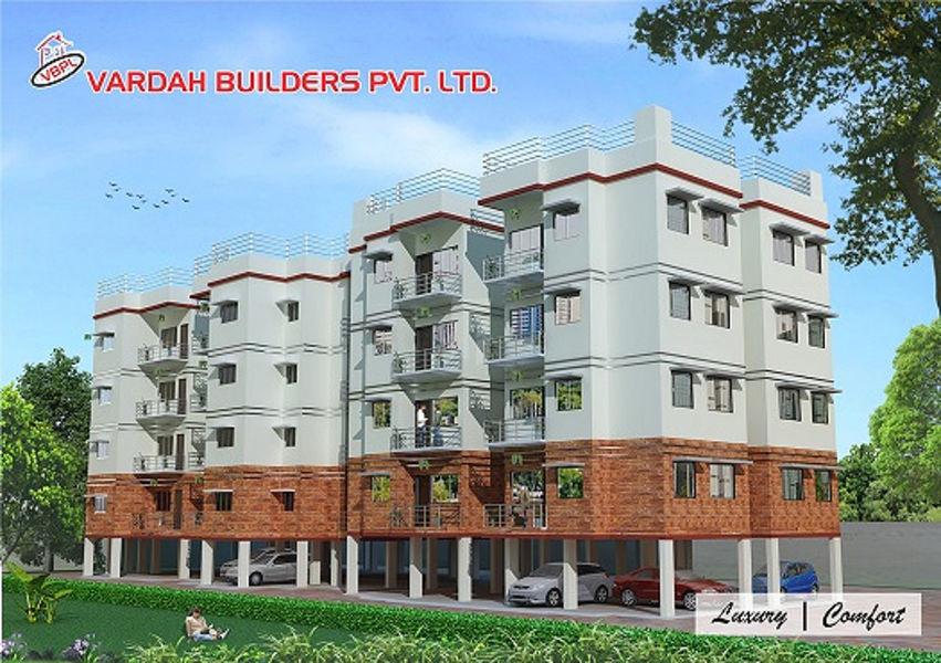 Vardah Enclave apartments - Project Images