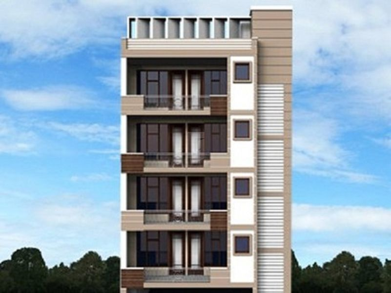 Saluja Homes 1 - Project Images