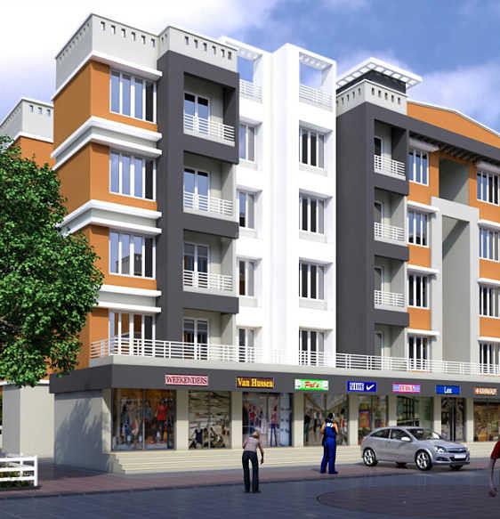 Gunaji Vasudeo Complex - Project Images
