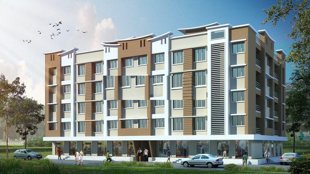 Sai Siddhi Sai Plaza - Project Images